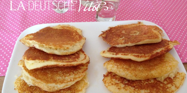 Sattmacher Pancakes Rezept